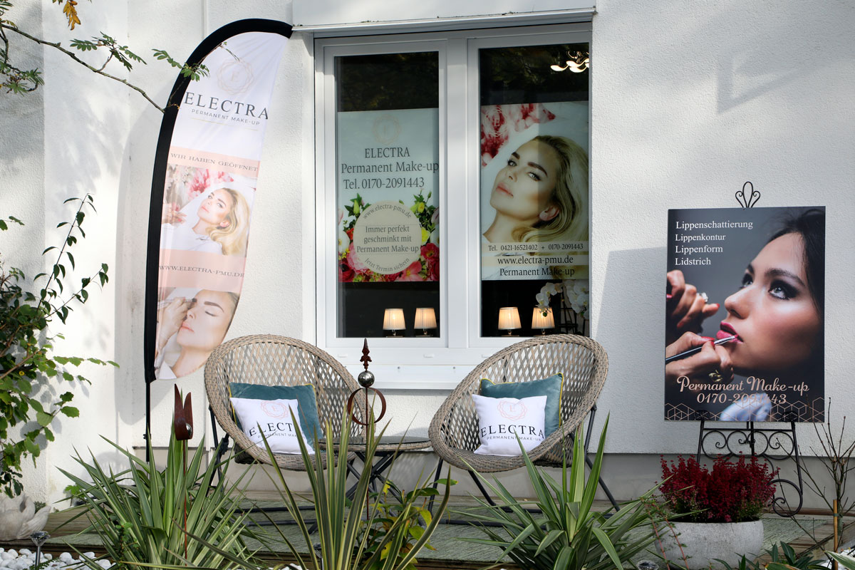 Electra Permanent Make Up Bremen Studio
