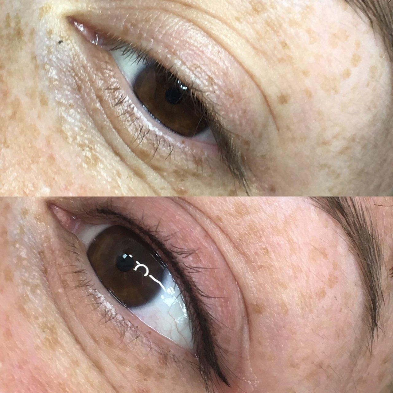 Electra Permanent Make Up Bremen Augenlider Referenz