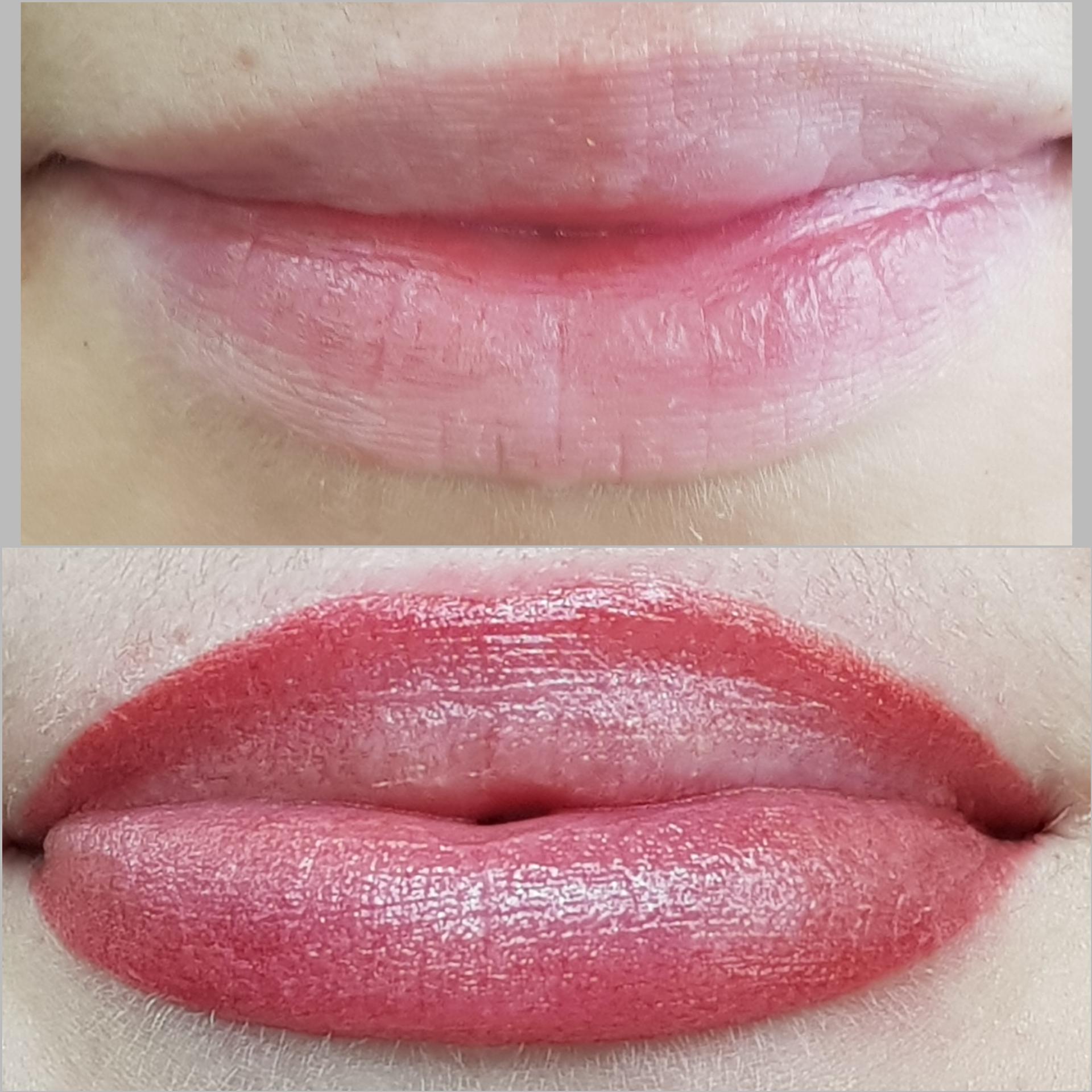 Electra Permanent Make Up Bremen Lippen Referenz