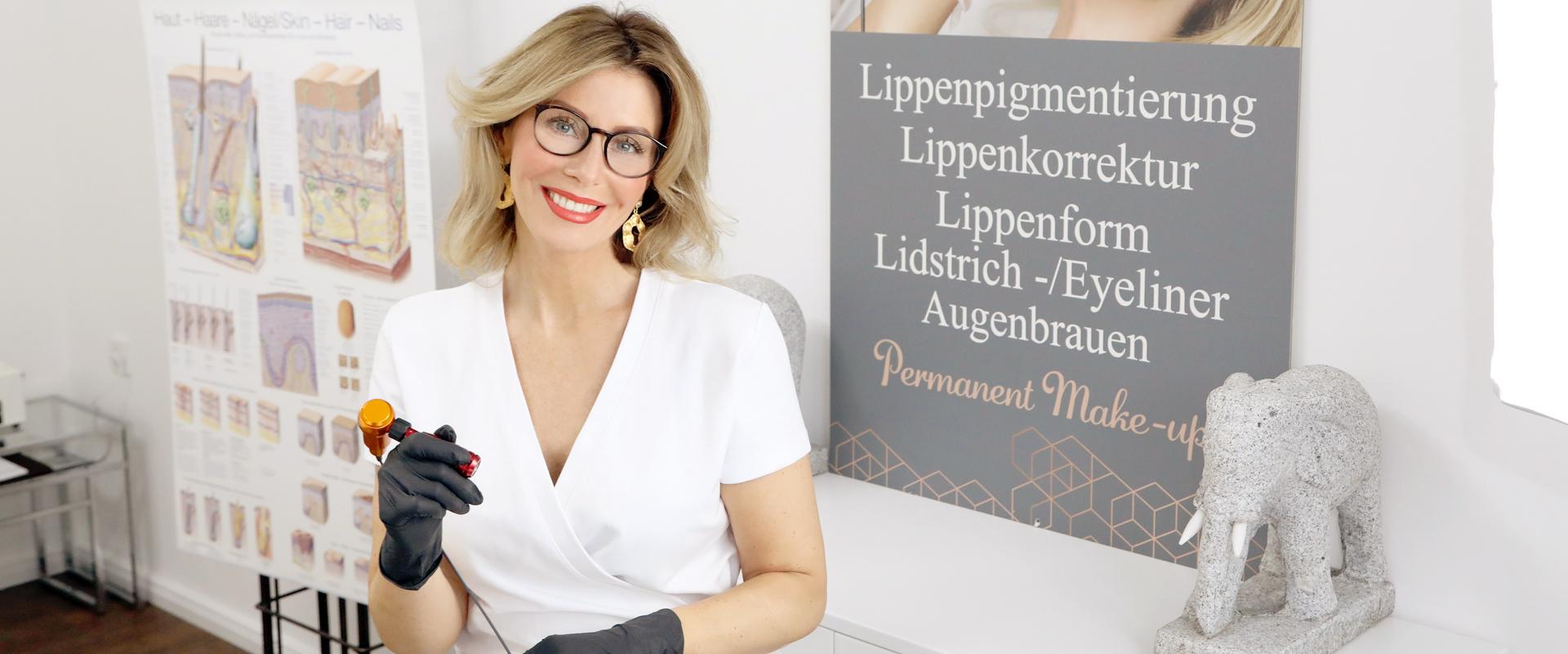 Svitlana Lauterbach, Permanent Make-Up Meisterin Bremen