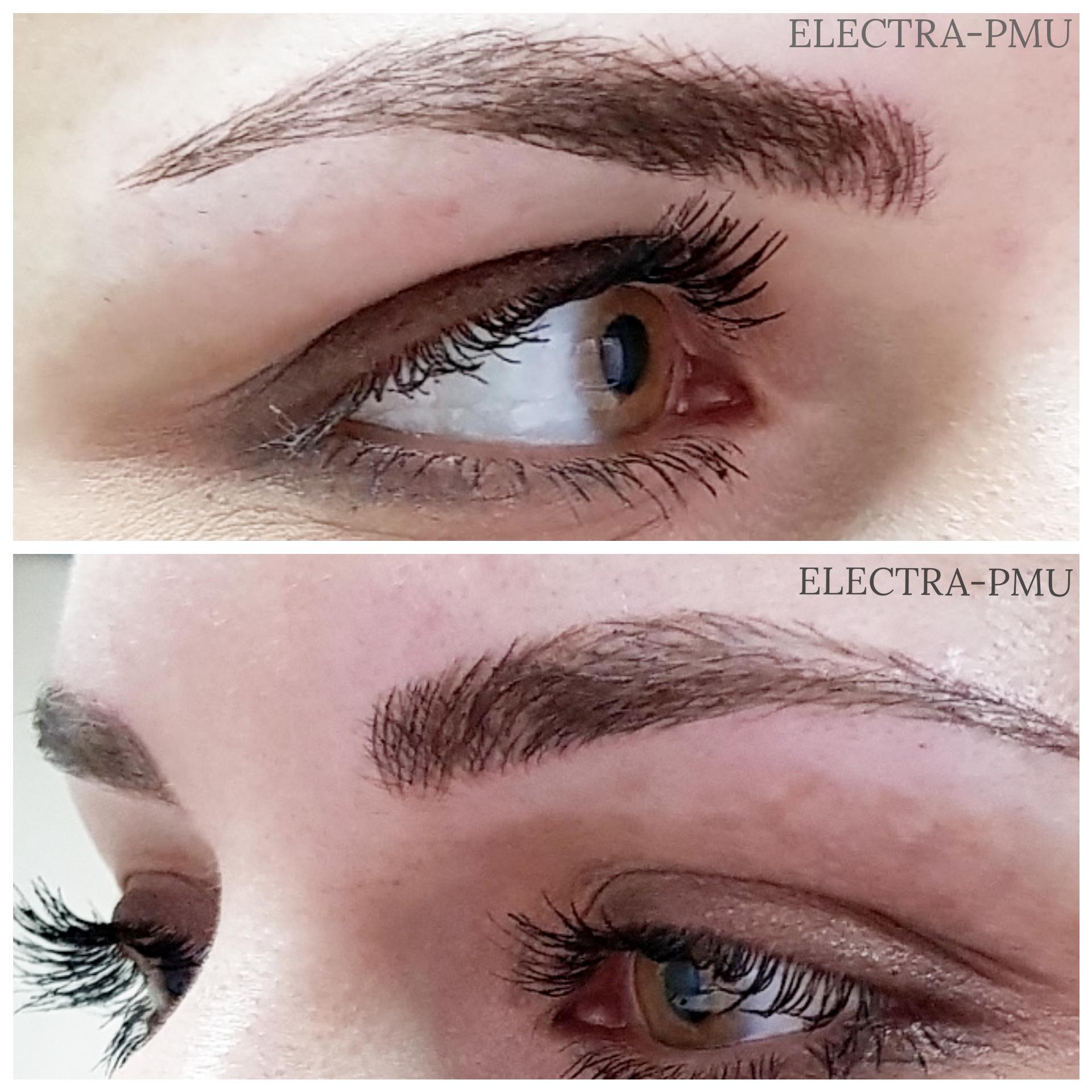 Electra Permanent Make Up Bremen Augenbrauen Referenz